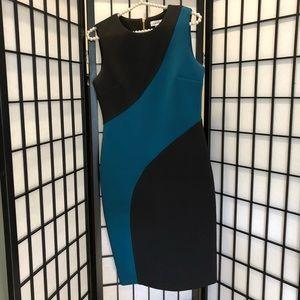 Calvin Klein fitted dresss